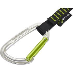 Edelrid Slash Wire Set moschettoni 10cm, night/oasis